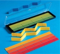 Plastic foldable strips